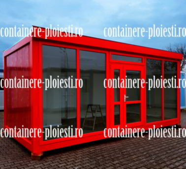 container pret second hand Ploiesti